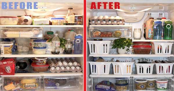 วิธีจัด 'ตู้เย็น' ให้ถูกวิธี ของกินดีๆ จะมีให้กินอีกนาน